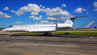 N652GB - Gulfstream G650ER - Private