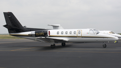 XA-UPX - Cessna 550 Citation II - Private
