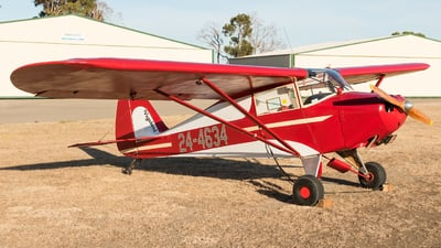 24-4634 - Piper PA-17 Vagabond - Private