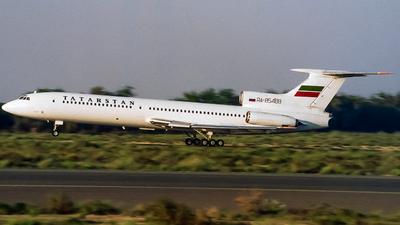 RA-85488 - Tupolev Tu-154B-2 - Tatarstan Airlines