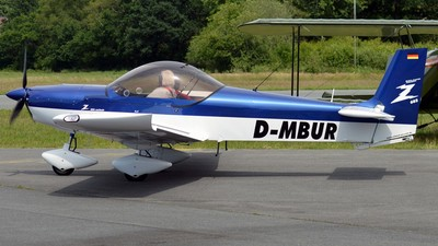 D-MBUR - Roland Aircraft Z-602 - Private