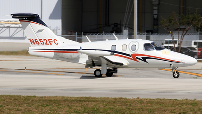 N652FC - Eclipse 500 - Eclipse Aviation