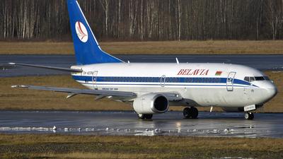 EW-407PA - Boeing 737-36M - Belavia Belarusian Airlines