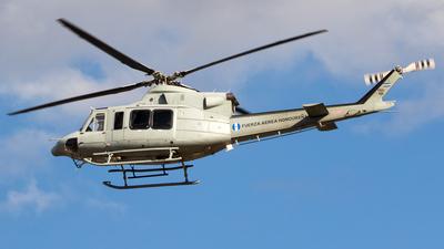 FAH-980 - Bell 412EP - Honduras - Air Force