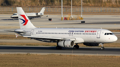 B-6586 - Airbus A320-232 - China Eastern Airlines