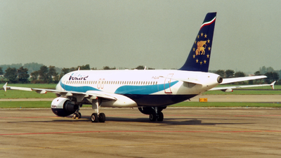 F-GJVX - Airbus A320-212 - Volare Airlines