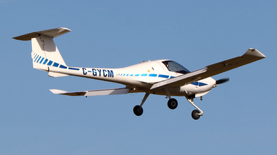 C-GYCM - Diamond DA-20-C1 Eclipse - Orizon Aviation