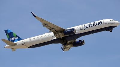 N996JL - Airbus A321-231 - jetBlue Airways