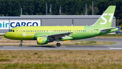A picture of VPBHK - Airbus A319114 - S7 Airlines - © Alexis Boidron
