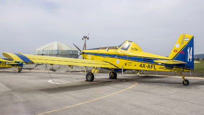 4X-AFL - Air Tractor AT-802 - Chim-Nir Aviation