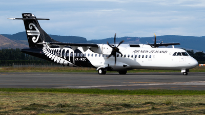 ZK-MZC - ATR 72-212A(600) - Air New Zealand