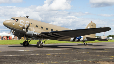 N147DC - Douglas C-47A Skytrain - Aces High
