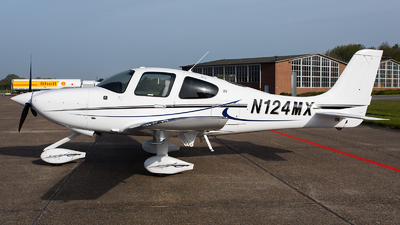 N124MX - Cirrus SR20-G6 - Private