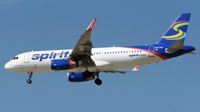 N623NK - Airbus A320-232 - Spirit Airlines