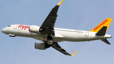 TC-NCJ - Airbus A320-251N - Pegasus Airlines