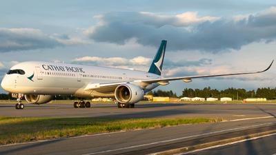 B-LQB - Airbus A350-941 - Cathay Pacific Airways
