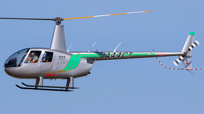 JA44CT - Robinson R44 Raven II - Seco International Helicopter Cruising