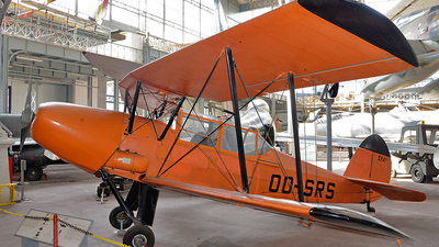 OO-SRS - Stampe and Vertongen SV-4D - Private