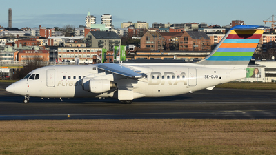 SE-DJO - British Aerospace Avro RJ85 - Braathens Regional