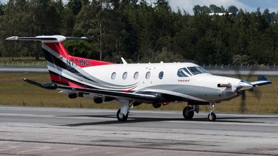 N771NG - Pilatus PC-12/47E - Private