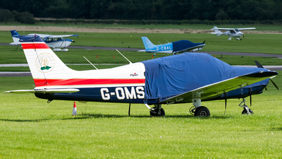 G-OMST - Piper PA-28-161 Warrior III - Private