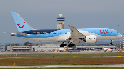 A picture of OOJDL - Boeing 7878 Dreamliner - TUI fly - © Alberto Cucini