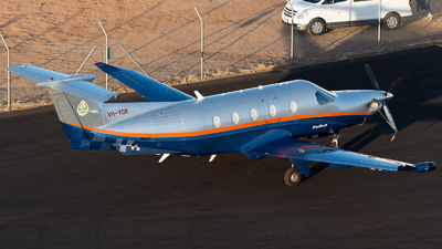 A picture of VHYDR - Pilatus PC12/47E - [1258] - © Mitch Coad