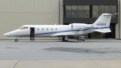 N260GD - Bombardier Learjet 60 - Private