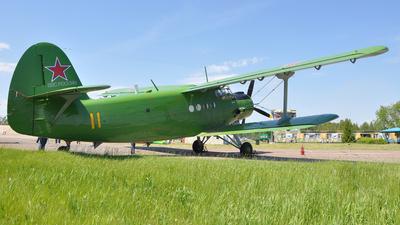 11 - Antonov An-2 - Russia - Air Force
