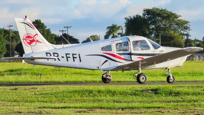 PR-FFI - Piper PA-28-161 Warrior II - Escola Paranaense de Aviação