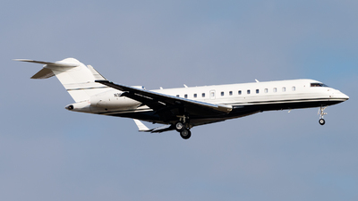 N360HP - Bombardier BD-700-1A10 Global Express - Private