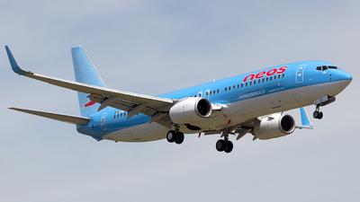 I-NEOT - Boeing 737-86N - Neos