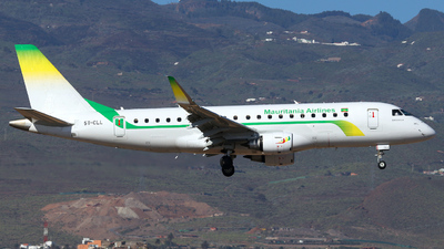 A picture of 5TCLL - Embraer E175LR - Mauritania Airlines International - © Vincent de Koning
