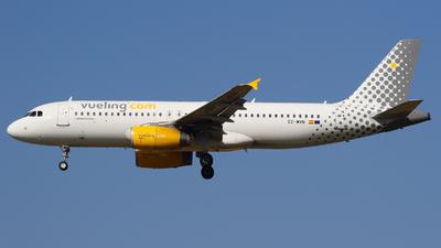 EC-MVN - Airbus A320-232 - Vueling