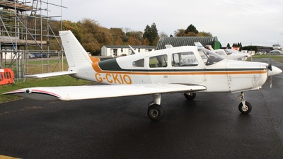 G-CKIO - Piper PA-28-151 Cherokee Warrior - Private