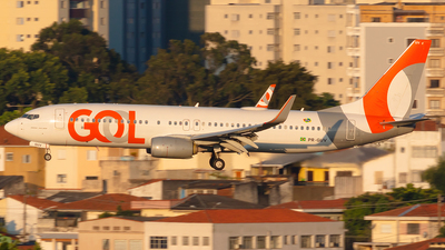 PR-GUV - Boeing 737-8EH - GOL Linhas Aéreas