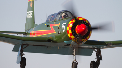 N620DM - Nanchang CJ-6A - Private