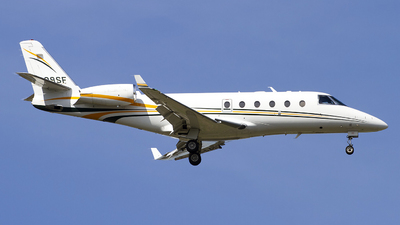 N639SF - Gulfstream G150 - Private