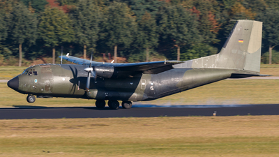 51-10 - Transall C-160D - Germany - Air Force