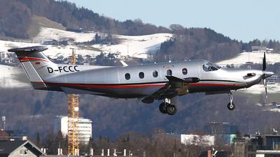 D-FCCC - Pilatus PC-12/47E - Private