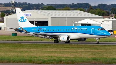 PH-EXS - Embraer 170-200STD - KLM Cityhopper