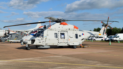 N-227 - NH Industries NH-90NFH - Netherlands - Navy