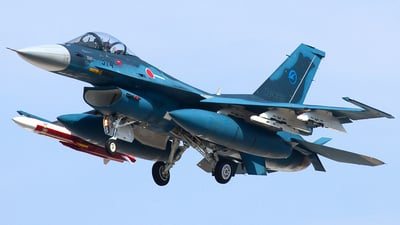 13-8514 - Mitsubishi F-2A - Japan - Air Self Defence Force (JASDF)