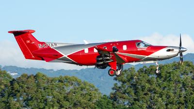 A picture of N471AR - Pilatus PC12 NGX - [2067] - © OSCAR GUILLEN