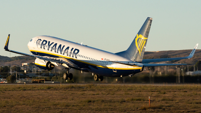 A picture of SPRST - Boeing 7378AS - Ryanair - © Fryderyk Kastelnik/ Fred Aviation