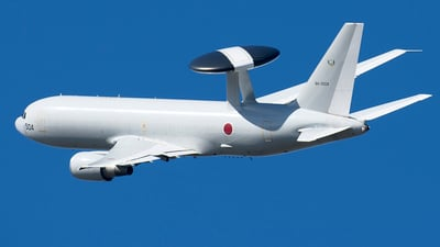 84-3504 - Boeing E-767 AWACS - Japan - Air Self Defence Force (JASDF)