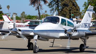 N7953Q - Cessna 310Q - Private