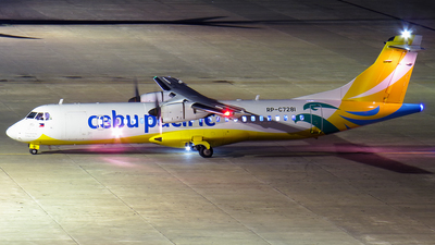 RP-C7281 - ATR 72-212A(600) - Cebu Pacific Air