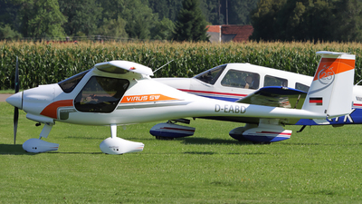 D-EABD - Pipistrel Virus SW121 - Private