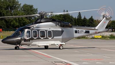 I-RAIP - Agusta-Westland AW-139 - Agusta-Westland